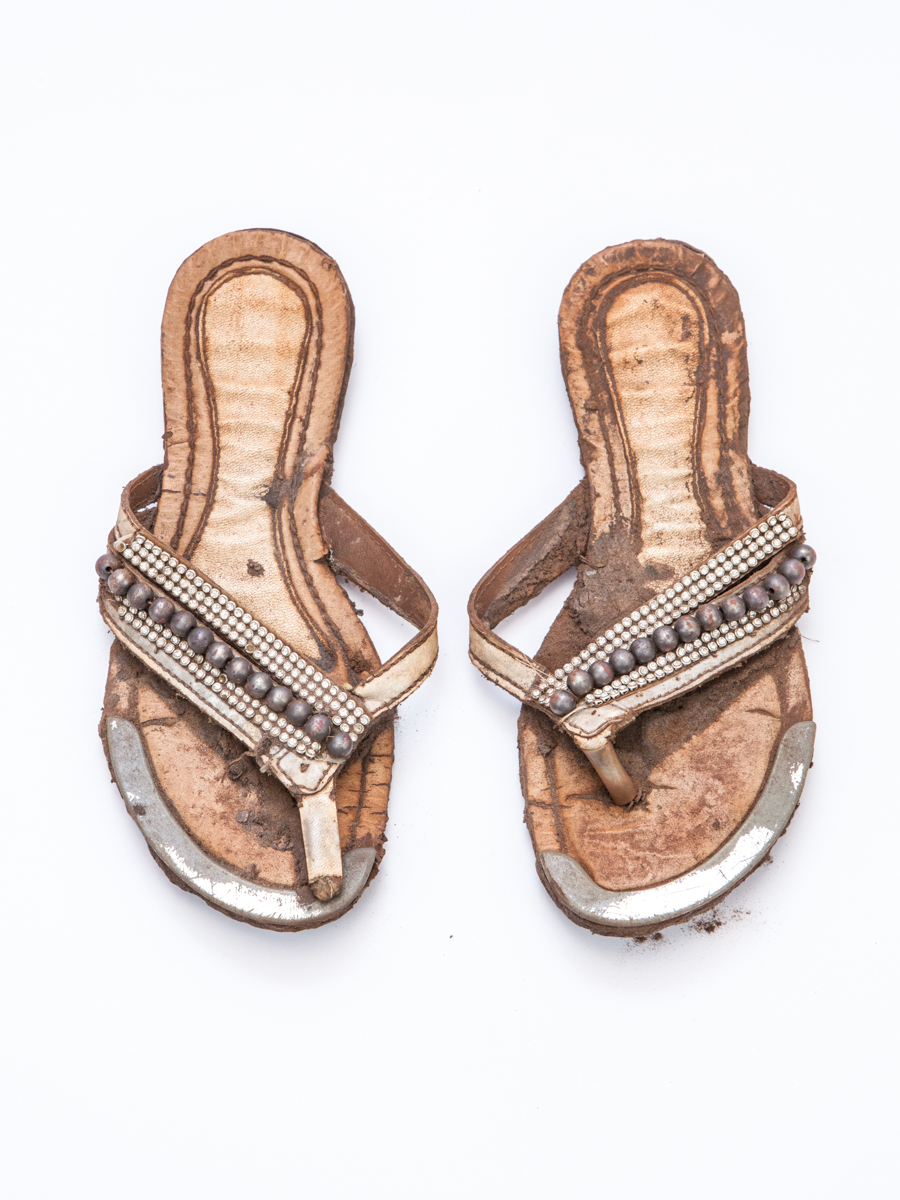 Sandals Found In Bento Rodrigues